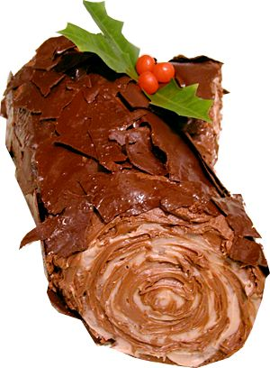 (that's yule log to you and me) for your next holiday party, then sit back